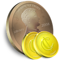 Flowing Pennies icon